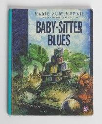 libro baby sitter blues (1 de 1)