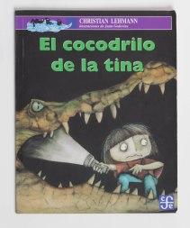 libro el cocodrilo de la tina (1 de 1)