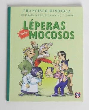 libro leperas y mocosos (1 de 1)
